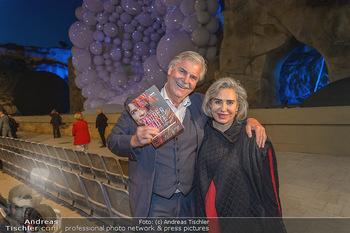 Die Zauberflöte Premiere - Oper im Steinbruch St. Margarethen - Mi 10.07.2019 - Peter SIMONISCHEK, Brigitte KARNER120