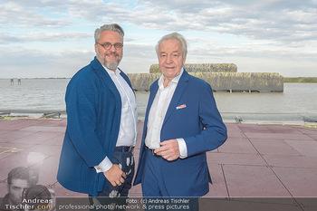 Das Land des Lächelns Premiere - Seefestspiele Mörbisch - Do 11.07.2019 - Harald SERAFIN auf der Bühne, Kristof CREMER4