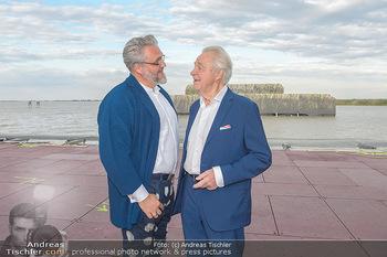 Das Land des Lächelns Premiere - Seefestspiele Mörbisch - Do 11.07.2019 - Harald SERAFIN auf der Bühne, Kristof CREMER5