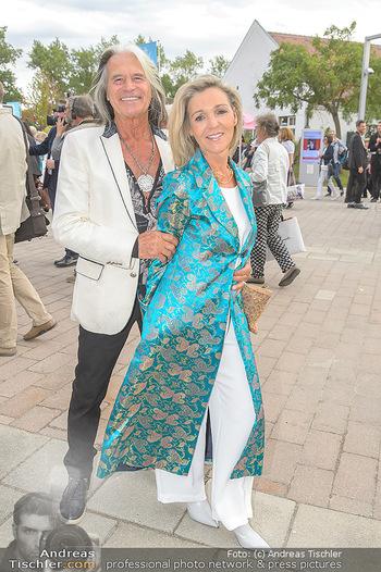 Das Land des Lächelns Premiere - Seefestspiele Mörbisch - Do 11.07.2019 - Waterloo Hansi und Andrea KREUZMAYR11