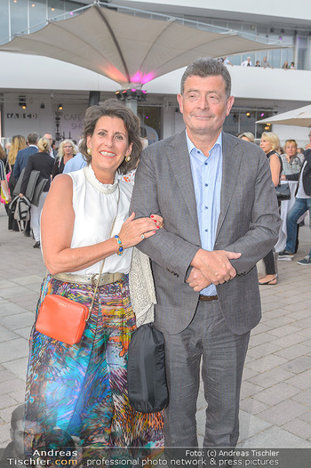 Das Land des Lächelns Premiere - Seefestspiele Mörbisch - Do 11.07.2019 - Stefan und Agnes OTTRUBAY34