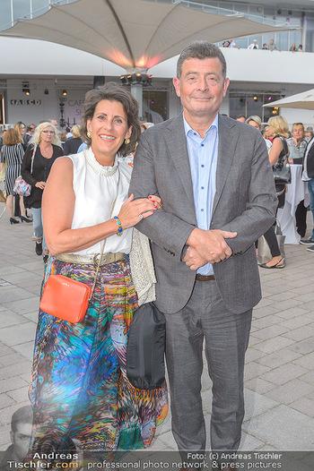 Das Land des Lächelns Premiere - Seefestspiele Mörbisch - Do 11.07.2019 - Stefan und Agnes OTTRUBAY35