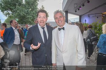 Das Land des Lächelns Premiere - Seefestspiele Mörbisch - Do 11.07.2019 - Daniel SERAFIN, Peter EDELMANN46