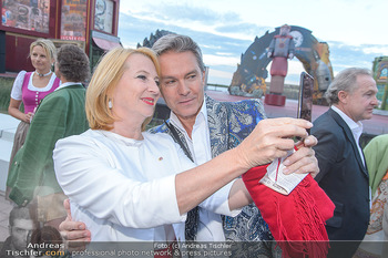 Das Land des Lächelns Premiere - Seefestspiele Mörbisch - Do 11.07.2019 - Doris BURES, Alfons HAIDER58