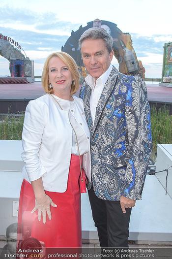 Das Land des Lächelns Premiere - Seefestspiele Mörbisch - Do 11.07.2019 - Doris BURES, Alfons HAIDER59