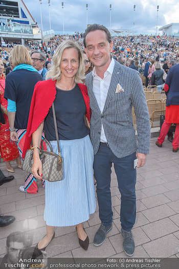 Das Land des Lächelns Premiere - Seefestspiele Mörbisch - Do 11.07.2019 - Kurt GOLLOWITZER mit Julia62