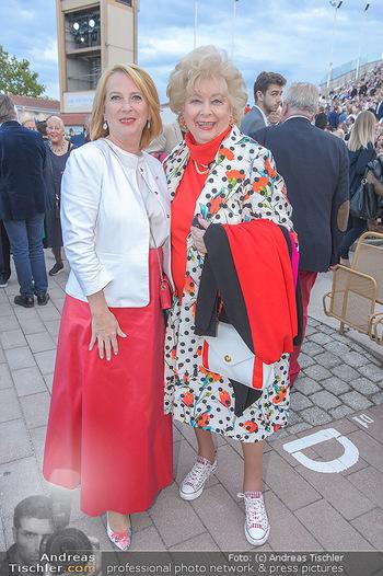Das Land des Lächelns Premiere - Seefestspiele Mörbisch - Do 11.07.2019 - Doris BURES, Birgit SARATA64