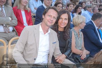 Das Land des Lächelns Premiere - Seefestspiele Mörbisch - Do 11.07.2019 - Peter SCHÖTTEL mit Silvia72