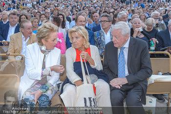 Das Land des Lächelns Premiere - Seefestspiele Mörbisch - Do 11.07.2019 - Ingeborg Mausi SERAFIN, Christine und Franz VRANITZKY73