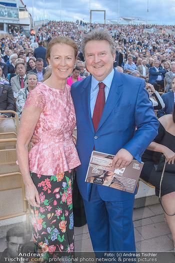 Das Land des Lächelns Premiere - Seefestspiele Mörbisch - Do 11.07.2019 - Michael LUDWIG mit Ehefrau Irmtraud79