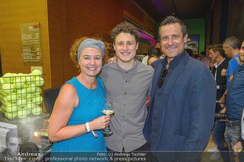 Thiem-Spirit Filmpräsentation - Österreichisches Filmmuseum, Wien - Mi 17.07.2019 - Familie Alexander ANTONITSCH mit Ehefrau Kerstin und Sohn Sam25