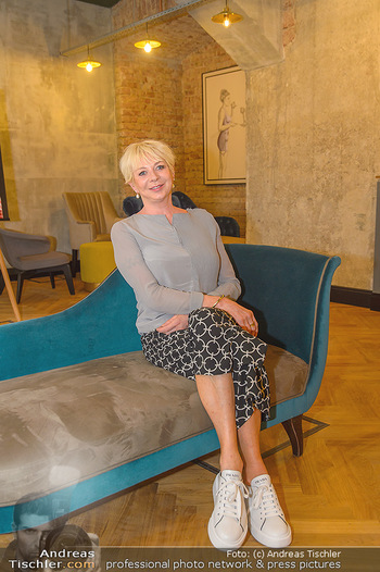 Interviewtermin Leberkäsjunkie - Max Brown Hotel, Wien - Do 01.08.2019 - Rita FALK10