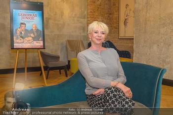 Interviewtermin Leberkäsjunkie - Max Brown Hotel, Wien - Do 01.08.2019 - Rita FALK11