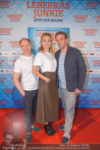 Kinopremiere ´Leberkäsjunkie´ - Cineplexx Donauplex - Do 01.08.2019 - Simon SCHWARZ, Sebastian BEZZEL, Lisa Maria POTTHOFF25