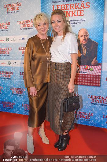 Kinopremiere ´Leberkäsjunkie´ - Cineplexx Donauplex - Do 01.08.2019 - Lisa Maria POTTHOFF, Rita FALK30