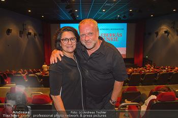 Kinopremiere ´Leberkäsjunkie´ - Cineplexx Donauplex - Do 01.08.2019 - Reinhard NOWAK mit Ehefrau Arzu45