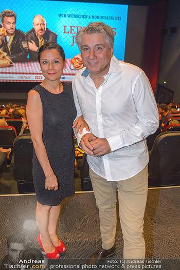 Kinopremiere ´Leberkäsjunkie´ - Cineplexx Donauplex - Do 01.08.2019 - Werner BOOTE, Maja ZECHNER49