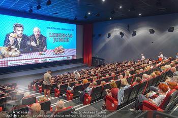 Kinopremiere ´Leberkäsjunkie´ - Cineplexx Donauplex - Do 01.08.2019 - 51