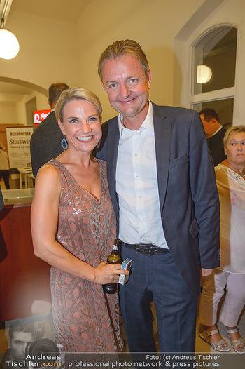 Festspielpremiere Berndorf - Stadttheater Berndorf - Do 01.08.2019 - Kristina SPRENGER, Gerald GERSTBAUER18