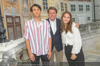 Premiere Stockerau Festspiele - Stockerau - Fr 02.08.2019 - Christian SPATZEK mit Kindern Fabian und Mina9