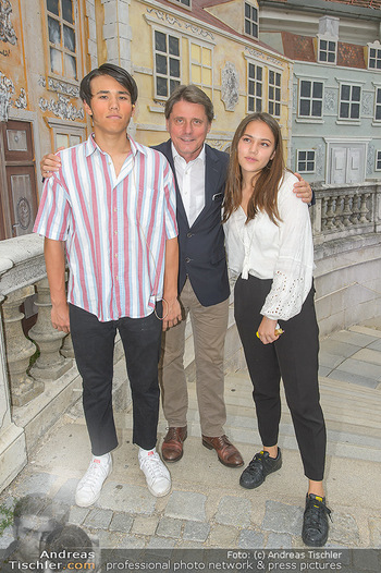 Premiere Stockerau Festspiele - Stockerau - Fr 02.08.2019 - Christian SPATZEK mit Kindern Fabian und Mina10