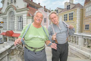 Premiere Stockerau Festspiele - Stockerau - Fr 02.08.2019 - Gerhard ERNST, Franz SUHRADA27