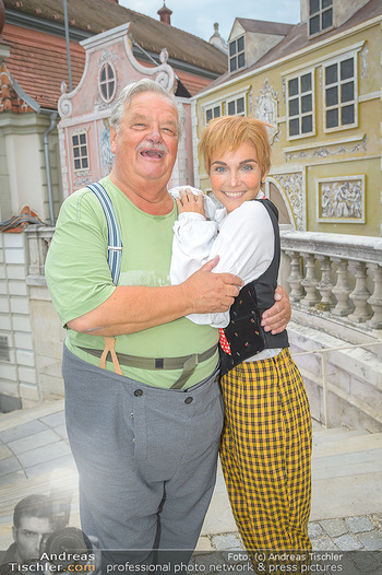 Premiere Stockerau Festspiele - Stockerau - Fr 02.08.2019 - Gerhard ERNST, Barbara KAUDELKA34