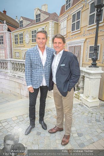Premiere Stockerau Festspiele - Stockerau - Fr 02.08.2019 - Alfons HAIDER, Christian SPATZEK41