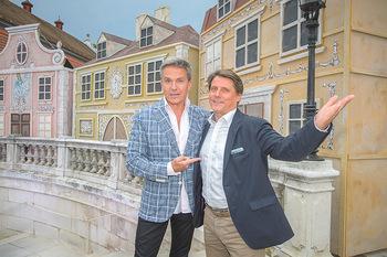 Premiere Stockerau Festspiele - Stockerau - Fr 02.08.2019 - Alfons HAIDER, Christian SPATZEK43