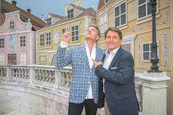Premiere Stockerau Festspiele - Stockerau - Fr 02.08.2019 - Alfons HAIDER, Christian SPATZEK44