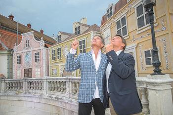 Premiere Stockerau Festspiele - Stockerau - Fr 02.08.2019 - Alfons HAIDER, Christian SPATZEK45