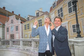 Premiere Stockerau Festspiele - Stockerau - Fr 02.08.2019 - Alfons HAIDER, Christian SPATZEK46