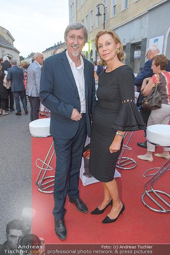 Premiere Stockerau Festspiele - Stockerau - Fr 02.08.2019 - Manfred WABA mit Begleitung79