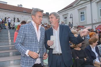 Premiere Stockerau Festspiele - Stockerau - Fr 02.08.2019 - Manfred WABA, Alfons HAIDER83