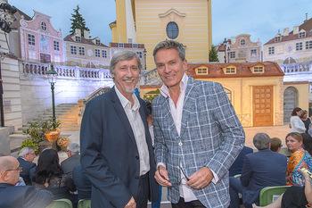 Premiere Stockerau Festspiele - Stockerau - Fr 02.08.2019 - Manfred WABA, Alfons HAIDER84