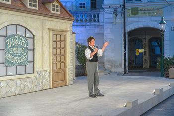 Premiere Stockerau Festspiele - Stockerau - Fr 02.08.2019 - Bühnenfoto Christian SPATZEK bei Eröffnungsrede89