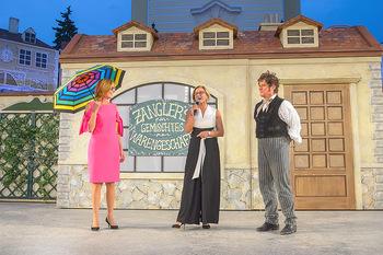 Premiere Stockerau Festspiele - Stockerau - Fr 02.08.2019 - Johanna MIKL-LEITNER, Andrea VÖLKL, Christian SPATZEK117