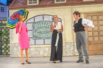 Premiere Stockerau Festspiele - Stockerau - Fr 02.08.2019 - Johanna MIKL-LEITNER, Andrea VÖLKL, Christian SPATZEK119