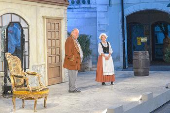Premiere Stockerau Festspiele - Stockerau - Fr 02.08.2019 - Gerhard ERNST, Erika DEUTINGER (Bühnenfoto)124