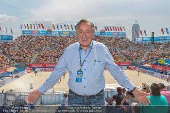 Beachvolleyball - Donauinsel Wien - Sa 03.08.2019 - Richard LUGNER7