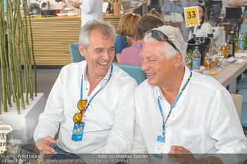 Beachvolleyball - Donauinsel Wien - Sa 03.08.2019 - Rainer SEELE, Toni POLSTER14