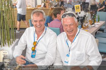 Beachvolleyball - Donauinsel Wien - Sa 03.08.2019 - Rainer SEELE, Toni POLSTER15