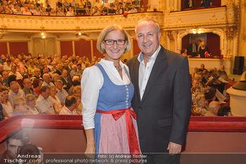 LH Mikl-Leitner besucht die Festspiele - Stadttheater Berndorf - Do 08.08.2019 - Johanna MIKL-LEITNER, Bürgermeister Hermann KOZLIK10