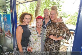 Eisdessert Wettbewerb - Summerstage, Wien - Mo 12.08.2019 - Konstanze BREITEBNER, Tini KAINRATH, Andrea BUDAY, Ossi SCHELLMA1