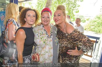 Eisdessert Wettbewerb - Summerstage, Wien - Mo 12.08.2019 - Konstanze BREITEBNER, Tini KAINRATH, Andrea BUDAY3