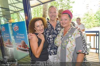 Eisdessert Wettbewerb - Summerstage, Wien - Mo 12.08.2019 - Konstanze BREITEBNER, Tini KAINRATH, Ossi SCHELLMANN4