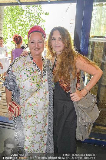 Eisdessert Wettbewerb - Summerstage, Wien - Mo 12.08.2019 - Cecile NORDEGG, Tini KAINRATH5