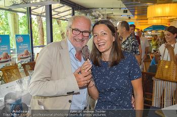 Eisdessert Wettbewerb - Summerstage, Wien - Mo 12.08.2019 - Michael SCHOTTENBERG mit Freundin Claire7