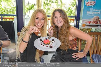 Eisdessert Wettbewerb - Summerstage, Wien - Mo 12.08.2019 - Cecile NORDEGG, Yvonne RUEFF14
