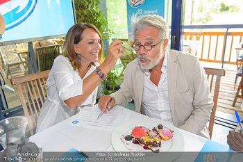 Eisdessert Wettbewerb - Summerstage, Wien - Mo 12.08.2019 - Adi und Ela HIRSCHAL19